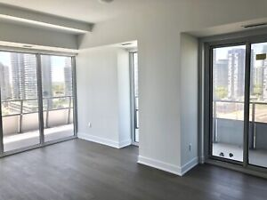 Brand New 2 Bed + 1 Den Condo + 1 Parking