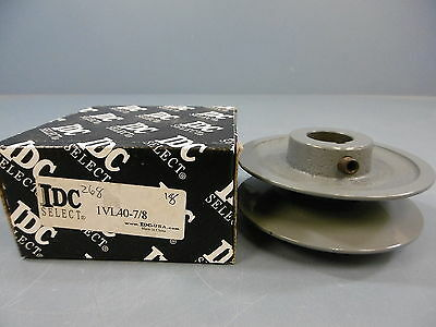 Idc Adjustable Variable Pitch Sheave Pulley 1vl40-78 Bore