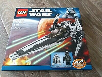 Lego Star Wars 7915  Imperial V-wing Starfighter - New Sealed, Perfect Box