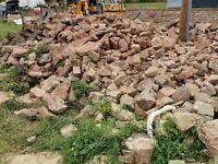 Bruchsteine für Natursteinmauer usw. Rheinland-Pfalz - Wettlingen Vorschau