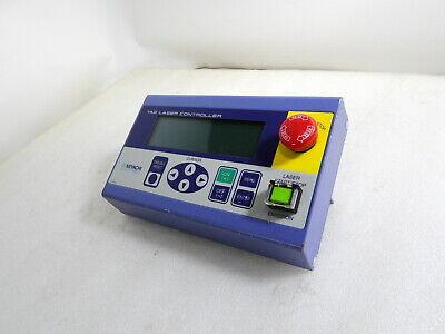 Miyachi Lw50a-00-00 Yag Laser Controller Panel