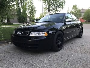 AUDI S4 B5 super clean for year