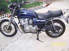CB Honda Motorcycles 1982
