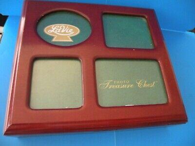 Treasure chest jewelry photo box made by LaVie -