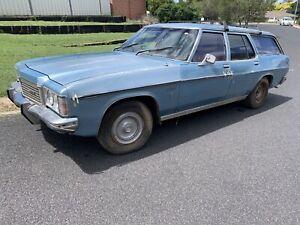 Holden hz premier 1978