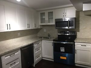 BRAND NEW LESLIEVILLE BASEMENT APARTMENT NEW APPLIANCES ••MAY 1•