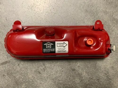 Coleman Fuel Tank Complete; M425D165C Red | BRAND NEW!!
