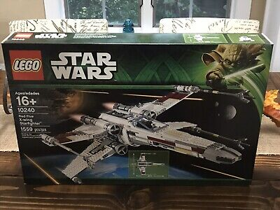 LEGO Star Wars Red Five X-wing Starfighter 10240 Brand New In Sealed Box