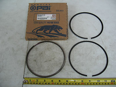 2 Piece Piston Ring Set for Cummins N14 Celect Plus. PAI # 505057 Ref. # 4089489 segunda mano  Embacar hacia Mexico