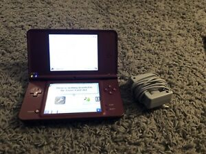 Nintendo DSI XL System with charger