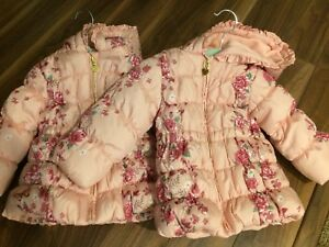 Two Baby Winter Jackets 12-18 months