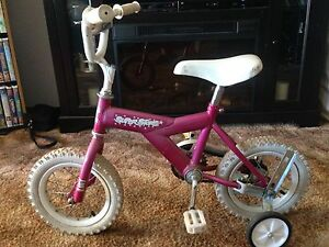 Child's Bike with Training Wheels $25OBO