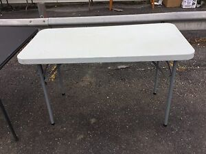 Choice of folding tables $10