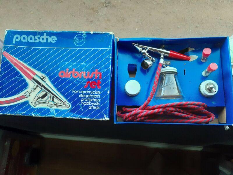 paasche airbrush kit