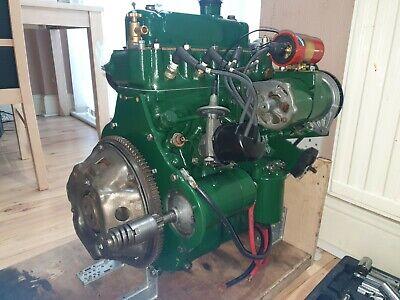 Morris Minor 1100cc Engine
