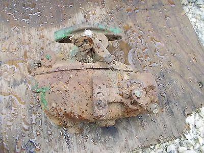 Allis Chalmers Wd45 Wd 45 Tractor Marvel Schebler Carburetor Tsx788 John Deere