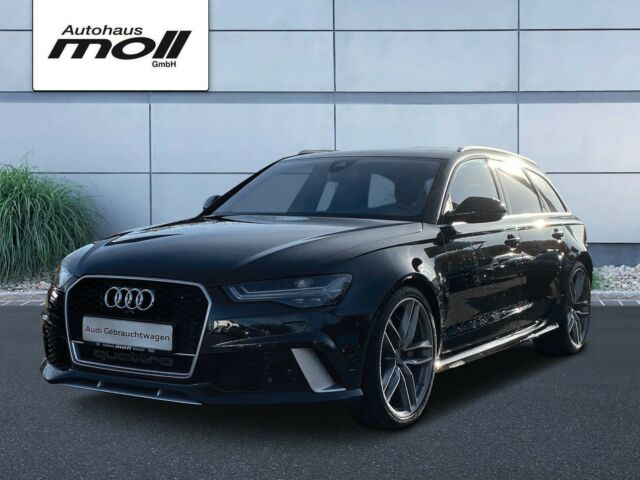AUDI RS6 Performance, Sportauspuff, 21 Zoll, Ceramic