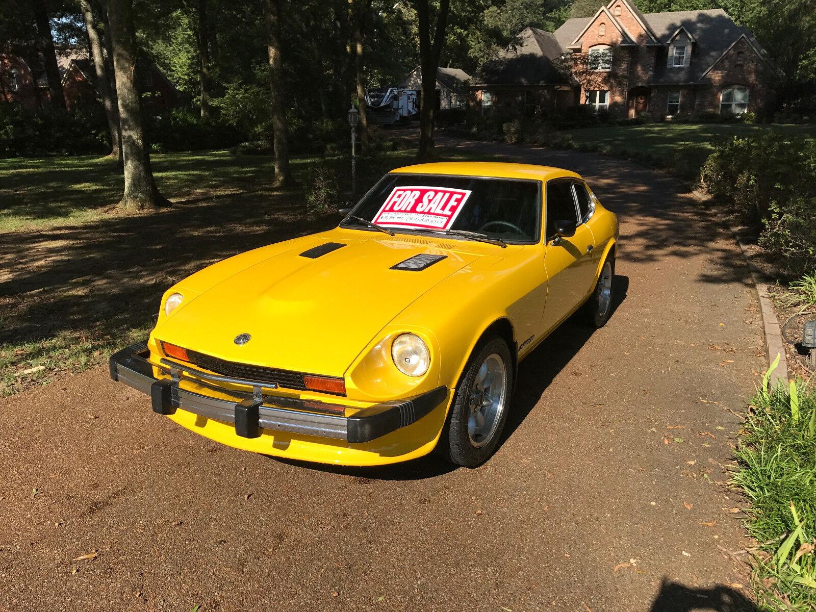 1978 Nissan 280Z 2+2 Coupe 2-Door 1978 Datsun 280Z 2+2 Coupe 2-Door 2.8L NO RESERVE