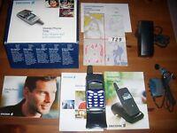 Ericsson T29s Originale 1999 Pari Al Nuovo +scatola Accessori Originali Completi - ericsson - ebay.it