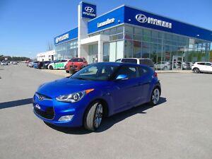 Hyundai 2014 Veloster Coupé Tech, GPS TOIT,, FULL!!! JAMAIS ACCI