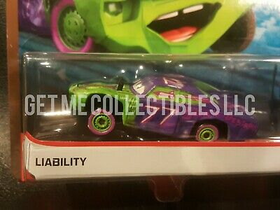 DISNEY PIXAR CARS LIABILITY THUNDER HOLLOW 2020 SAVE 6% GMC