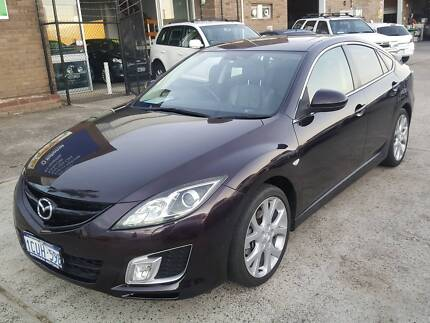 2008 Mazda 6 Luxury Sports Hatch 139kms Auto 2.5L (Drives Well) Wangara Wanneroo Area Preview