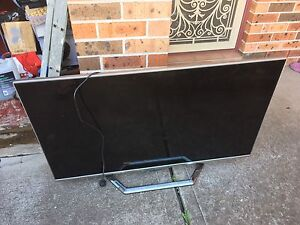 """TCL 50 """" and SAMSUNG 42 """" CRACKED SCREENS Hebersham Blacktown Area Preview"""