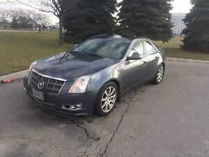 2009 Cadillac CTS 4, Mint, Fully Loaded AWD, Low KM's