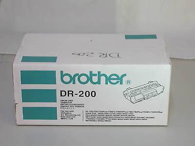 Genuine Brother DR-200 Drum Unit  New OEM