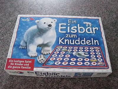 Noris Ein Eisbär zum Knuddeln Ein lustiges Spiel für die ganze Familie (Lustige Spiele Für Die Familie)