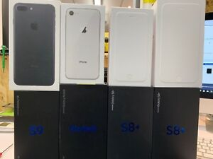 iphone 7 plus/iphone7/Samsung Galaxy S8/S8+/S9/Note8