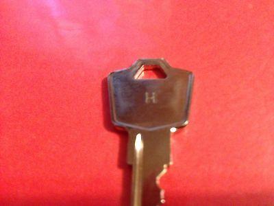 2 Honeywell Safe Keys Cabinet Code 021 - 040 Cash Box Key Organizer Lock Box Key