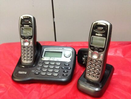 Uniden home cordless phones working