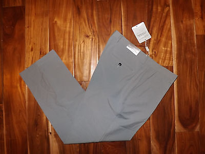 - NWT Mens GREG NORMAN Gray ML75 Luxe Microfiber Ultimate Travel Pants Sz 36 X 34