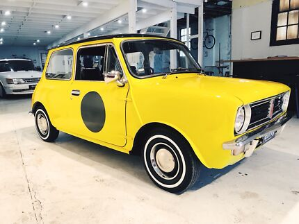 1976 Leyland Mini 1000. Super Cool