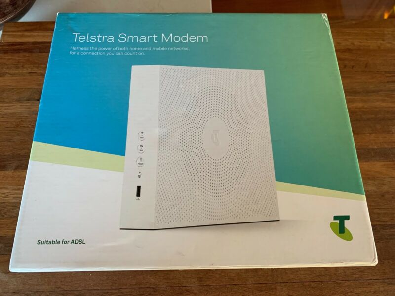 Telstra Smart Modem model DJA0230 brand new | Modems & Routers