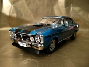 Ford Xy Falcon Phase 3 GT-HO electric blue