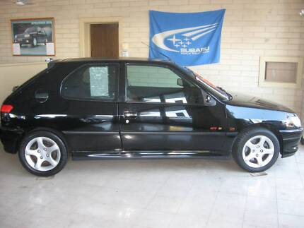 1998 Peugeot 306 Hatchback Grange Charles Sturt Area Preview