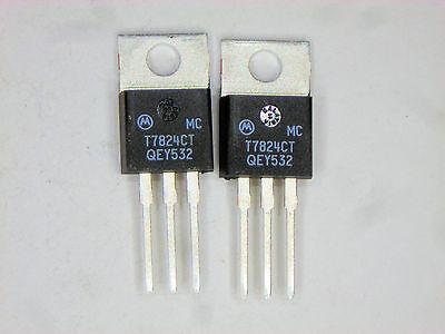 MCT7805CT Motorola  Positive Voltage Regulator TO-220 3 Pin