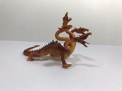 Plastoy 4 Headed Hydra Dragon Figure   Toy