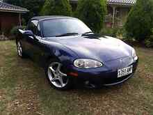 HUGE PRICE REDUCTION 2002 mx5 series 2 Modbury North Tea Tree Gully Area Preview