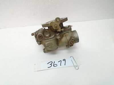 Ih Ihc International Cub Case 154 184 185 Tractor Zenith Carburetor