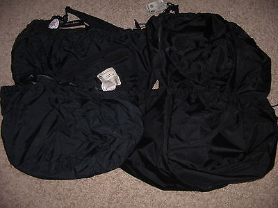 Lot of 4 New Wilderness Systems Northstar Center Hatch Bags Style #3040