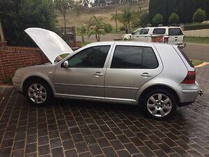 Volkswagen Golf 1V Sport 2.0 Horsley Park Fairfield Area Preview