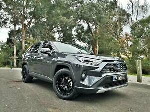 """(Toyota RAV4) G.MAX 19"""" Solas Wheel and Tyre Package Mitcham Whitehorse Area Preview"""