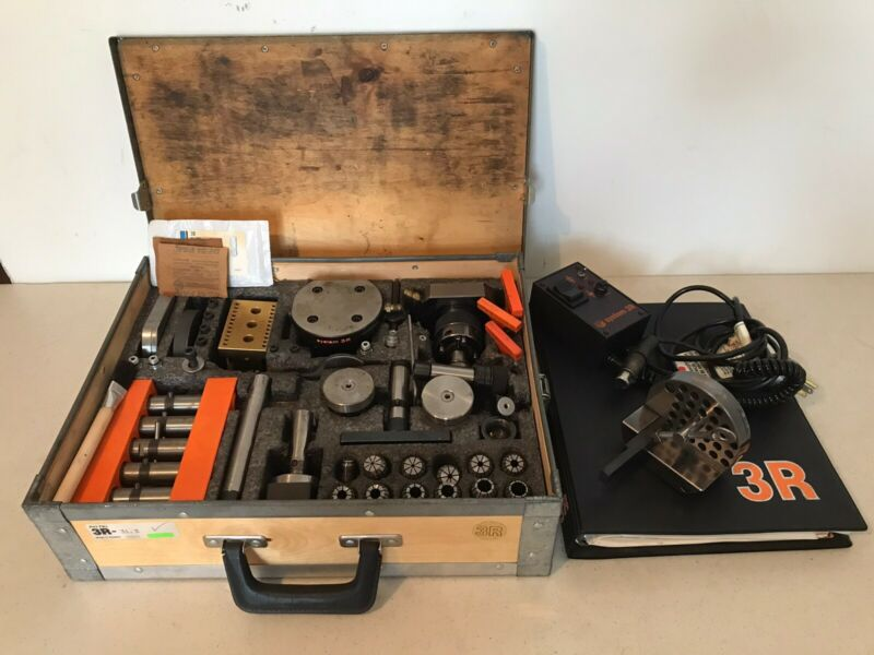 System 3R 31.3 EDM Tooling Kit