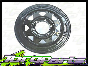 16-X-10-DYNAMIC-SUNRAYSIA-WHEEL-5-STUD-TOYOTA-LANDCRUISER-79-100-SERIES-4WD-RIM