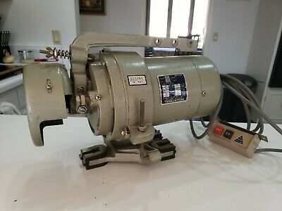 C121l Industrial- Factory Sewing Machine Clutch Motor 12 Hp 115 Volt