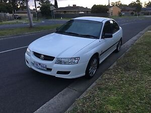 2005 Holden Rego rwc Coolaroo Hume Area Preview