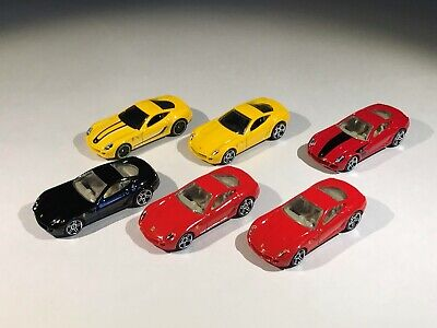 Hot Wheels Ferrari 599 GTB Lot of 6 Loose